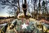 Panzer - Tank (Batram) Tags: panzer tank m24 chaffee urbex urban exploration gas mask maske gasmaske