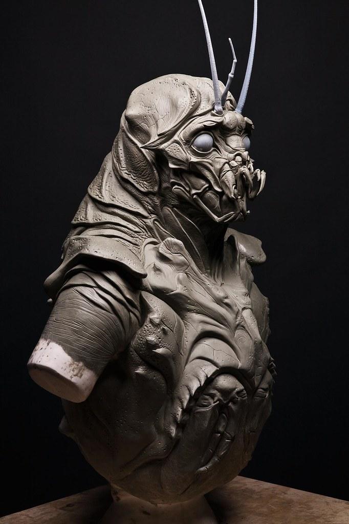 3D Alien Sector 9