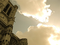 Impressions (smilla4) Tags: sky france clouds troyes gothic homersiliad cathedraldestpierreetstpaul aubeenchampagne