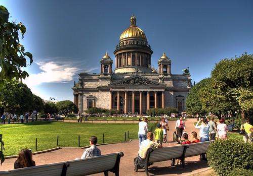 San Petersburgo - Rusia por Leo Ferrer.