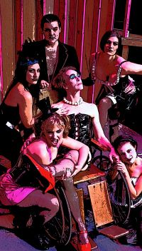 Rocky Horror Show group