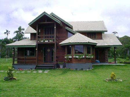 casas madeiras