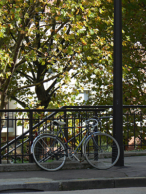 vélo rue de reille