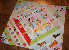 munki munki string block (sewdeerlyloved) Tags: dogs quilt goldfish string vans block pajamas gnomes munkimunki heatherross coketravellers