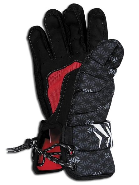 glove for bike polo brine lacrosse palm