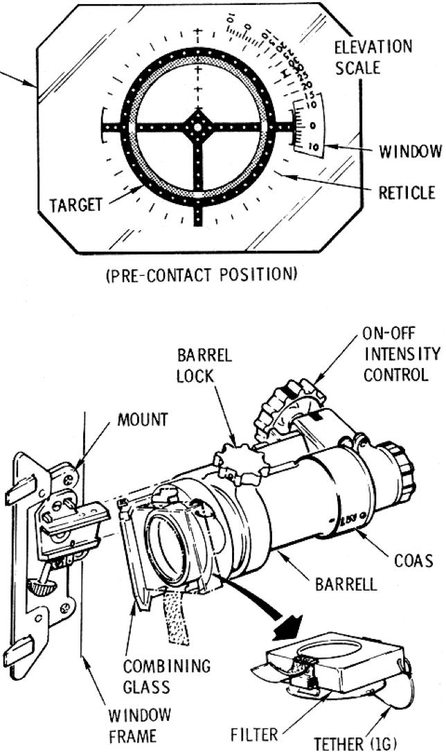 apollo 16 lunar module coas  u2013 brought back from the moon