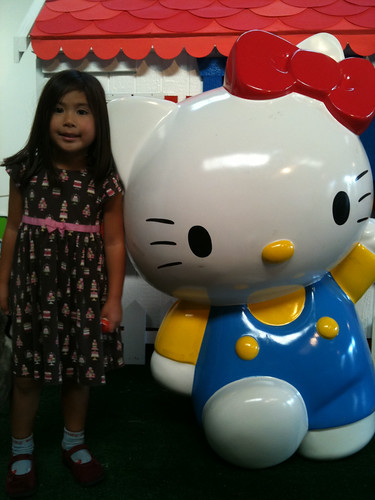 Maya + Hello Kitty