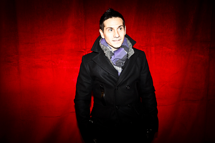 Holiday Red, Holt Renfrew Holiday Window Reveal @ Bloor St. W., Toronto, rick campanelli