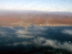 Nome: Snake River (Travis S.) Tags: alaska mouth harbor flying downtown north aerial snakeriver nome survey beringsea breakwater sewardpeninsula nortonsound stewartriver stewartrivericepatchsurvey