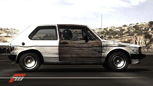 Volkswagen Rabbit Gti Ratz #3