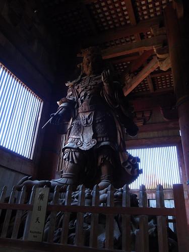 Koumokuten in Nara