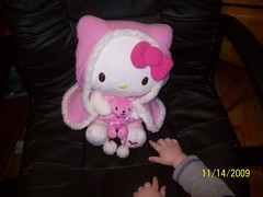 Hello Kitty Winter Plush 2008 ( Veronica ) Tags: hellokitty plush sanrio kawaii