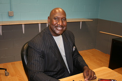 Darryl Dawkins talks with The700Level.co by The700Level, on Flickr