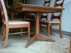 Sold: Kent Coffey? Dining Table 3