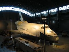 Space Shuttle Enterprise (blakespot) Tags: 2004 museum airplane dulles space aircraft air hangar aeroplane nasa va enterprise spaceshuttle udvarhazy sts