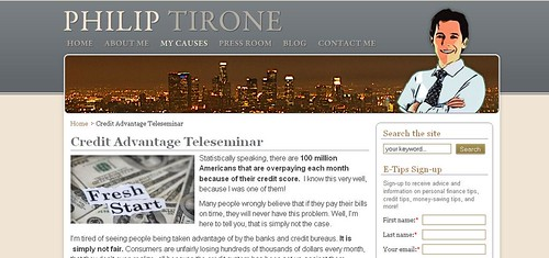 Credit advantage teleseminar to enhance your credit score on credit score scale at http://www.philiptirone.com/ by bbrij873