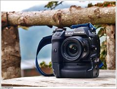 Olympus E-1, HLD-2 Battery Grip, Zuiko Digital 14-42mm f/3.5-5.6 (sam4605) Tags: camera ed olympus e1 batterygrip zd 1442mm hld2 olympusmalaysia sam4605