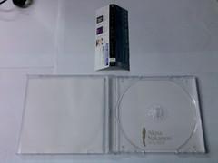 原裝絕版 2008年 2月27日 中森明菜 AKINA NAKAMORI 90 BEST CD 原價 2800YEN 中古品 3