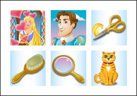 free Roberta's Castle slot game symbols