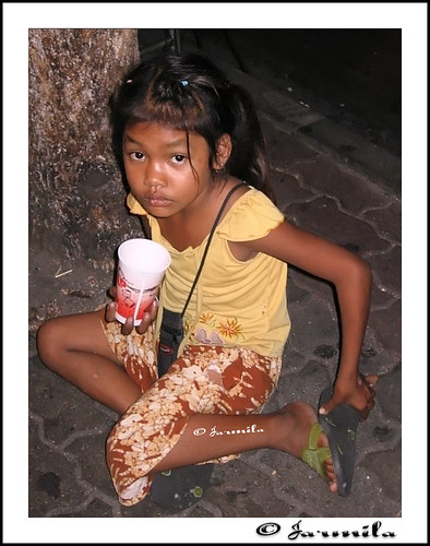 Small thai girl