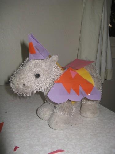 Rosies costume (by Simbel_myne)
