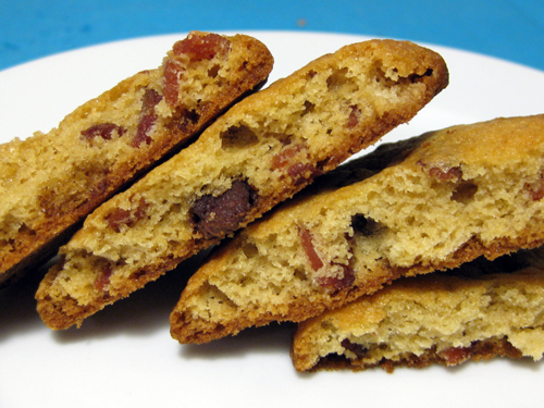 Chocolate Chip Maple Bacon Cookies