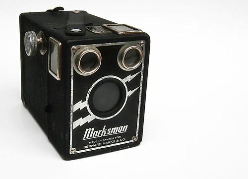 Marksman Six-20 Box Camera
