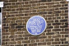 Ugo Foscolo (Tetramesh) Tags: uk greatbritain england london unitedkingdom britain londres kensington londra londen londinium lontoo llondon tfl londyn llundain capitalring londn  londona londain londono londonas tetramesh andrewduncan londrez villagelondon walklondon  loundres londr lndra walkingvillagelondon