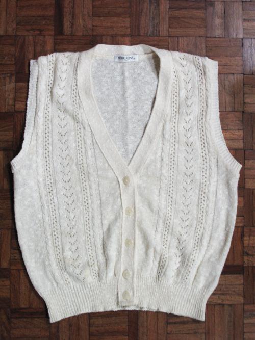 Knit vest 02
