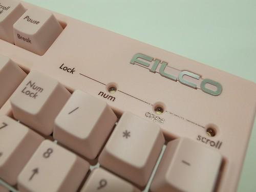 Filco粉紅青軸 - 07