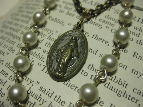 Hail, Mary