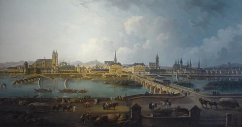 Vue panoramique de Tours