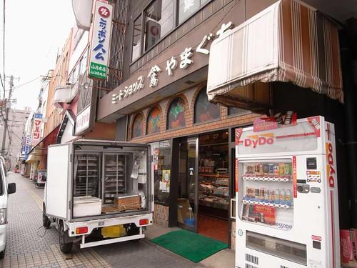 桜井市の商店街-02