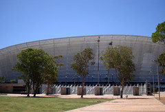 Cape Town stadium (mikkelz) Tags: southafrica football boulevard stadium fifa soccer capetown worldcup greenpoint 2010 fifaworldcup westerncape grangerbay greenpointstadium 2010fifaworldcup capetownstadium 2010fifa 2010fifaworldcupsouthafrica grangerbayboulevard