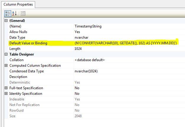 Sql server timestamp convert to datetime