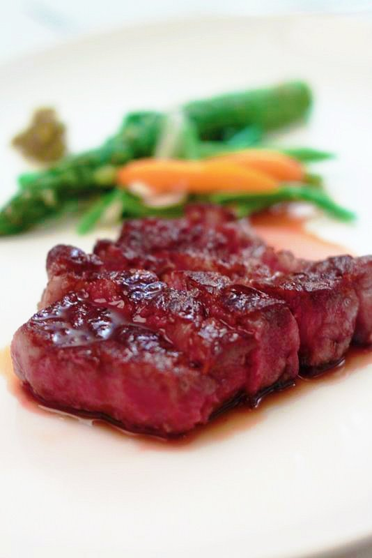 Grilled Japanese Beef
