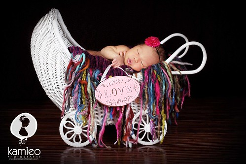 My New Favorite Newborn Photo ♥