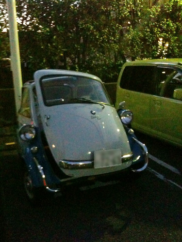 Today's Isetta [December.31.2009]