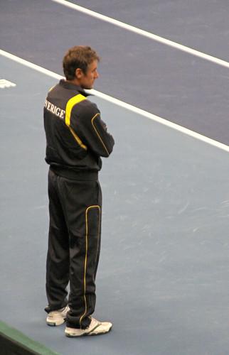Mats Wilander - 2009-09-18