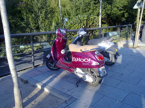 Moto de Yahoo!