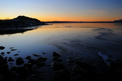 "Þingvallavatn (Kristinn R.) Tags: lake iceland þingvallavatn flickraward nikond300 absolutelystunningscapes ""nikonflickraward trolledproud coppercloudsilvernsun"