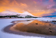 Loch Cill Chriosd (scott masterton) Tags: light reflection skye scott dawn scotland early highlands still pentax first na inner highland getty loch too isle rf daybreak hebrides fascinating masterton cill sigma1020mm beinn caillich chriosd k200d