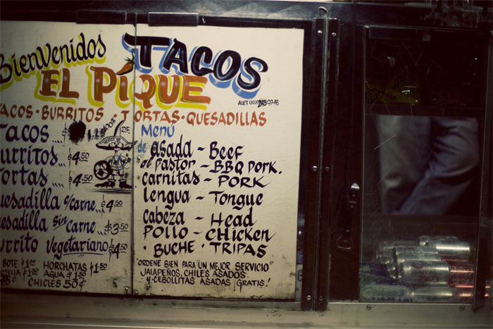 El Pique Taco Truck