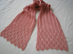 Summer Stream Scarf