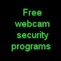 free webcam security programs