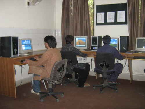 Rotary Community Centre - computer classes 01