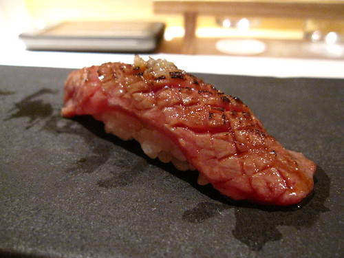 Wagyu Steak Sashimi