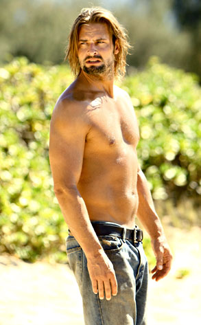lost_sawyer_shirtless
