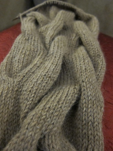 #38 - Burberry Inspired Cowl