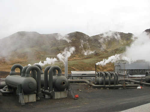 hellisheidi geothermal power plant